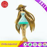 Qualitäts-reizvolle Mädchen3d Anime-Abbildung Modell