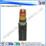 Screened/PVC Insulated/PVC a engainé/câble échoué/ordinateur/instrumentation