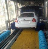 Alta calidad automática de la fábrica de la fabricación de la arandela del coche del equipo del mejor coche bien escogido del túnel que se lava