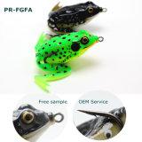 Richiamo morbido artificiale di pesca della rana 6.5g/12g/16.5g/19g del Fotoricettore-Fgfa dell'esca