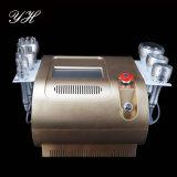 Mini ultra dispositivo 5 da cavitação em 1 RF que Slimming a máquina