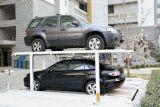 Оборудование стоянкы автомобилей на двух уровнях системы стоянкы автомобилей 2 столбов гидровлическое подземное