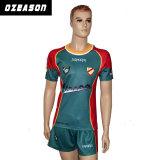 Berufslieferant Soem-Qualitätpolyester-/Spandex-Rugby-Uniformen (R010)