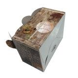 Caja de caramelos de cartón impresión personalizada con asa