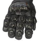 Тактическая перчатка для полиций тяжёлого удара с волокнами углерода