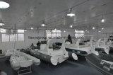 Costilla rígida del barco del casco de Liya los 22FT de la fibra de vidrio del barco rígido de la costilla
