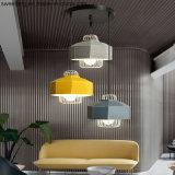 Iluminación pendiente de la lámpara moderna de aluminio para el diseño casero