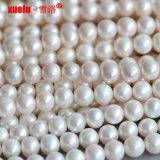 9-10mmの円形の淡水の真珠のネックレスの物質的な卸し売り製造者(E180015)