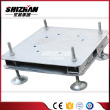 Binder-Stahlgrundplatte-niedrige Aluminiumaluminiumzubehör