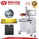 중국 제조자 판매를 위한 탁상용 Laser 표하기 기계