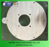 Стали точности Lathe CNC части изготовленный на заказ подвергая механической обработке центром машины