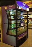 Refrigerador aberto Slimline
