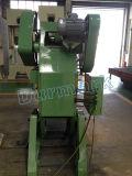 Orificios de perforación de la prensa de potencia mecánica de la punzonadora J23-40t del orificio del tubo en tubos