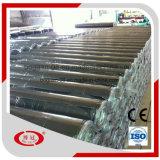 ポリエステル自己接着防水膜の屋根ふき材料の構築