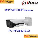 Macchina fotografica Ipc-Hfw8331e-Z5 del IP di distanza 3MP Poe di IR della lunga autonomia di Dahua 100m