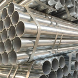 Standard BS1387 Hot Dipped Galvanized Steel Pipes