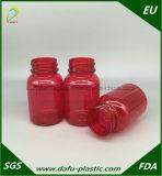 Bottiglia di plastica della medicina dell'animale domestico 110ml di imballaggio di plastica