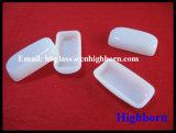 Fornecedor branco leitoso do barco do vidro de quartzo do silicone fundido de Manufacurer