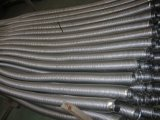 Alta calidad tejido el manguito /Pipe/Bellow del metal flexible con las guarniciones/borde