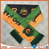 Горячей шарф футбольных болельщиков надувательства напечатанный сублимацией