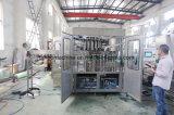 Vaso quadrado de plástico automática Edile Máquina de fábrica de engarrafamento de Enchimento de Óleo