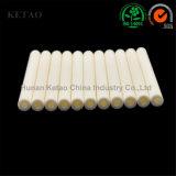 Tubo di ceramica dell'allumina termoresistente industriale del grande diametro 250mm