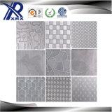 Feuille gravée en relief de l'acier inoxydable 304 avec des matériaux de protection de l'environnement