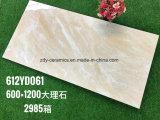 Строительный материал для всего тела с мраморным полом оформлено плиткой из фарфора