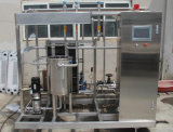 Totalmente automático 1000L de agua caliente de leche UHT Esterilizador de vapor de yogur
