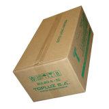Caixa de transporte ondulada personalizada do preço de fábrica