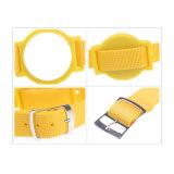 N007 heiße Uhr des Verkaufs-13.56MHz RFID Sri512 des Nylon-RFID Wristband/RFID