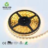 Cc12V RESISTENTE AL AGUA 3 años de garantía SMD 5050 tira de LED Flexible con Ce Certificado UL RoHS