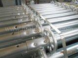 Verticale galvanizzato del TUFFO caldo per l'impalcatura del sistema di Ringlock