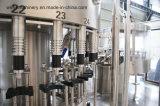15000bph de Was die van het Drinkwater en 3 in 1 Machine voor Plastic Fles vullen afdekken