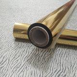 Clinquant d'estampage chaud en aluminium de transfert d'or de qualité pour la carte de voeux