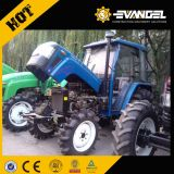 Cheap Lutong 75HP 4WD tracteur agricole Wheel-Style LT754