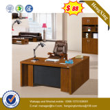 MDFの木のオフィス表の机の学校の執行部の家具(UL-MFC472)