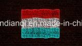 Indicatori luminosi americani della bandierina del Kuwait Turchia LED per la decorazione di giorno nazionale