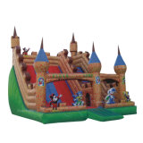 Hot Sale Crayon Inflatable Bounce, gonflable château gonflable