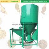 Дробилка Китая животным и машина смесителя совмещенные фуражным зерном