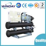 Refrigerador de refrigeração água do parafuso para a limpeza ultra-sônica (WD-500W)
