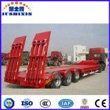 Niedriger Preis-Hochleistungs50 Tonnen niedrige Bett-LKW-halb Schlussteil-für Verkauf