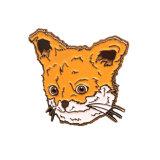 Personnalisé de l'émail doux 1,5 pouces Badge en métal