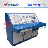 自動変圧器の試験制度コンソール