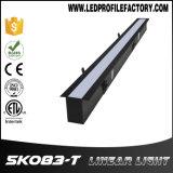 Vertieftes LED-lineares Beleuchtung-Vorrichtungs-Aluminiumkanal-Profil