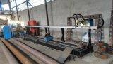 runde Rohrgefäß CNC-Plasmaausschnittmaschine