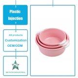 Les biens personnalisés ont épaissi le bloc de hachage moulé par injection en plastique Avirulent résistante aux microbes