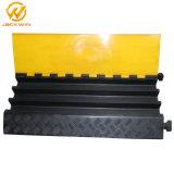 900*500*75mm Schlitz-Netzkabel-Deckel des gelbe Umhüllungen-Gummifußboden-3