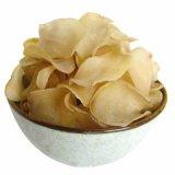 Copos de patata deshidratada con una alta pureza