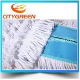 Marchandises en gros de lavette de nettoyage de coton de la Chine